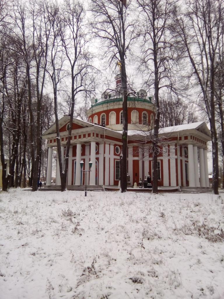Путешественник Павел Пашков