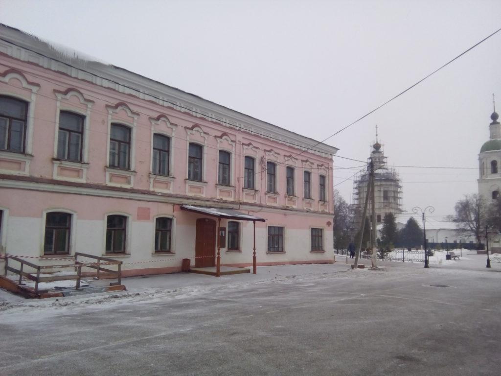 Старые улочки Зарайска