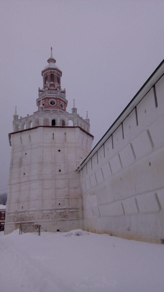 путешественник павел пашков в город сергиев посад