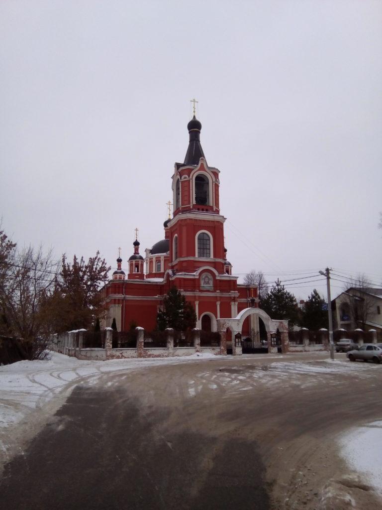 Флоро-Лаврский Храм с. Ям Православный храм