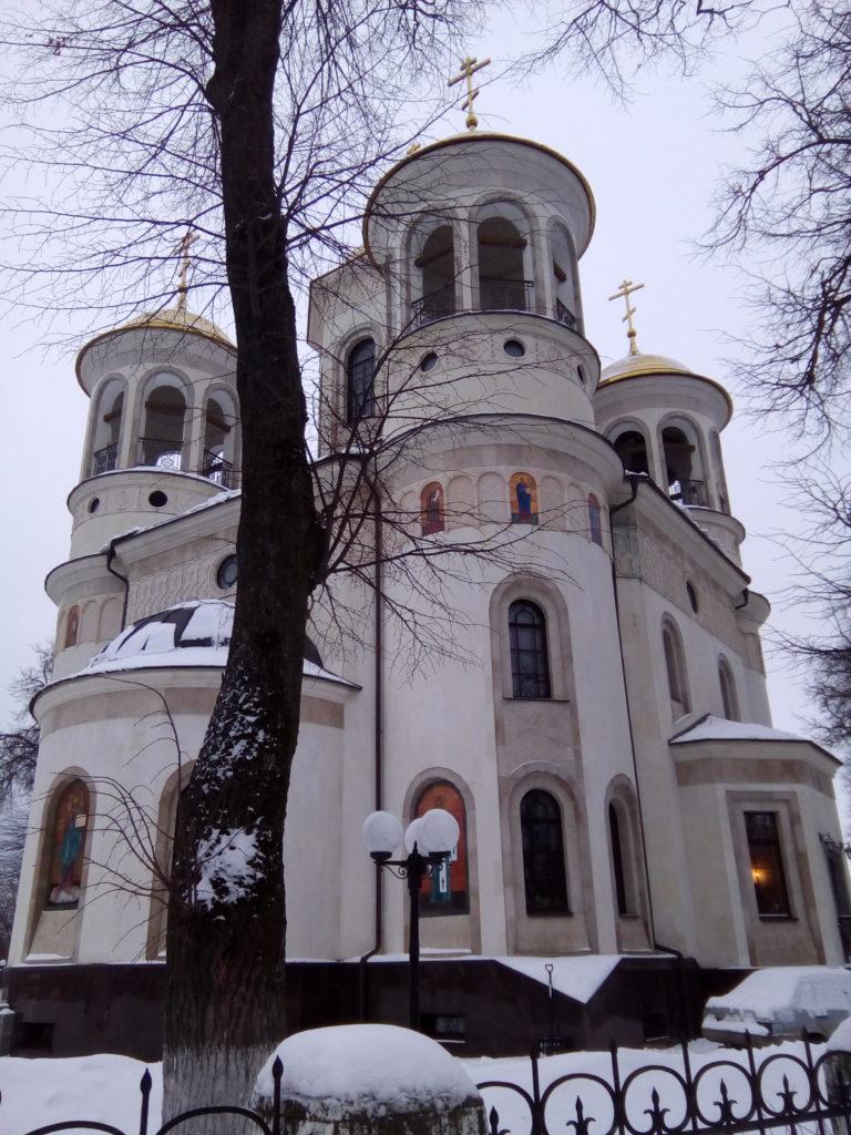 Путешествие в город Звенигород