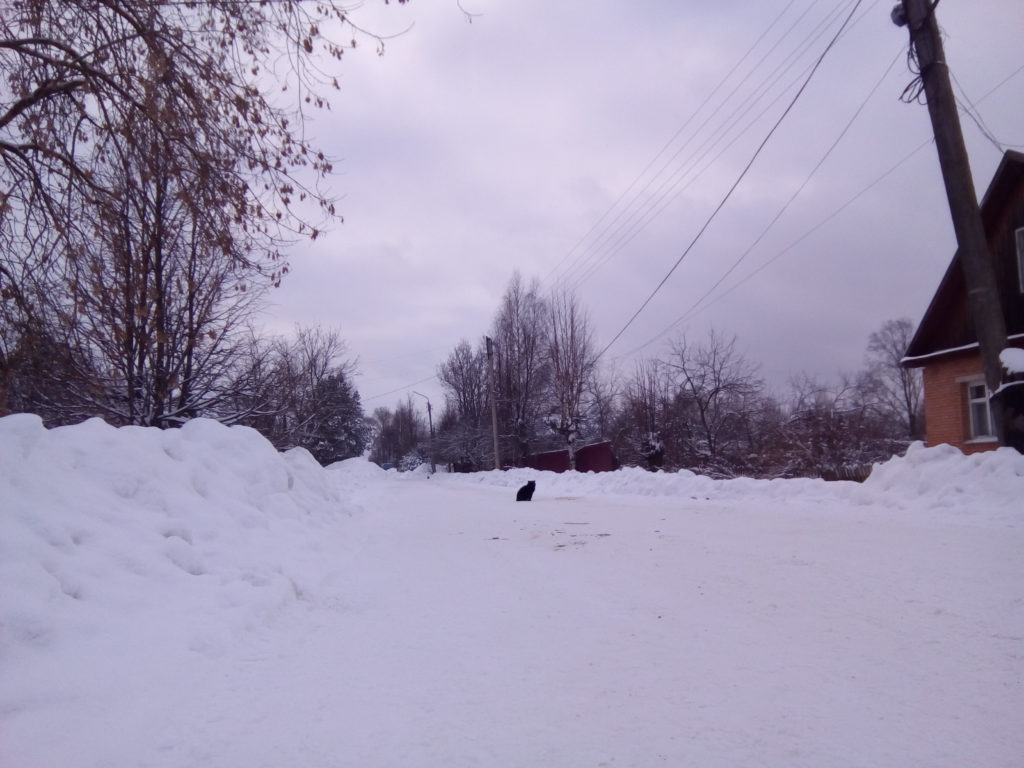 Путешествие в Русскую глубинку