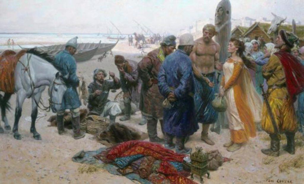 """Рассказ: """"Только Волга знает правду..."""" (писатель Павел Пашков)"""