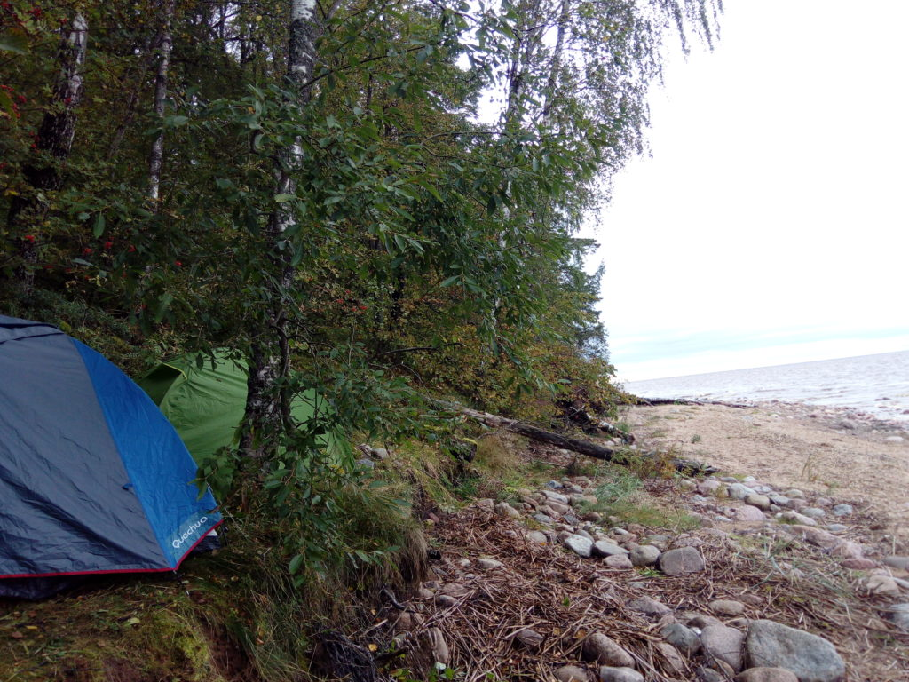 Путешествие к Финскому заливу
