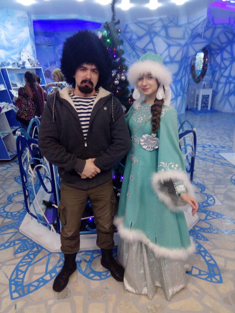 В гостях у Снегурочки! Кострома, путешествие Павла Пашкова!