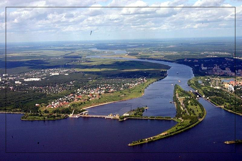 Путешествие в Наукоград (г. Дубна)