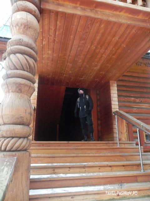 Путешествие в музей-заповедник Коломенское (видеорепортаж)