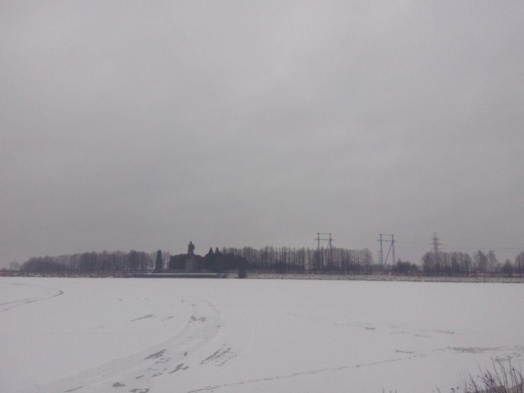 Дубна - Наукоград на берегу Волги!