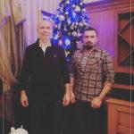 Провел встречу с председателем общественного совета при лесхозе РФ