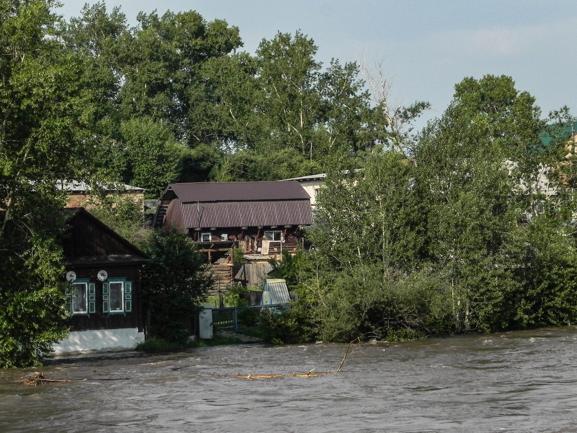 Аномальная жара и наводнения