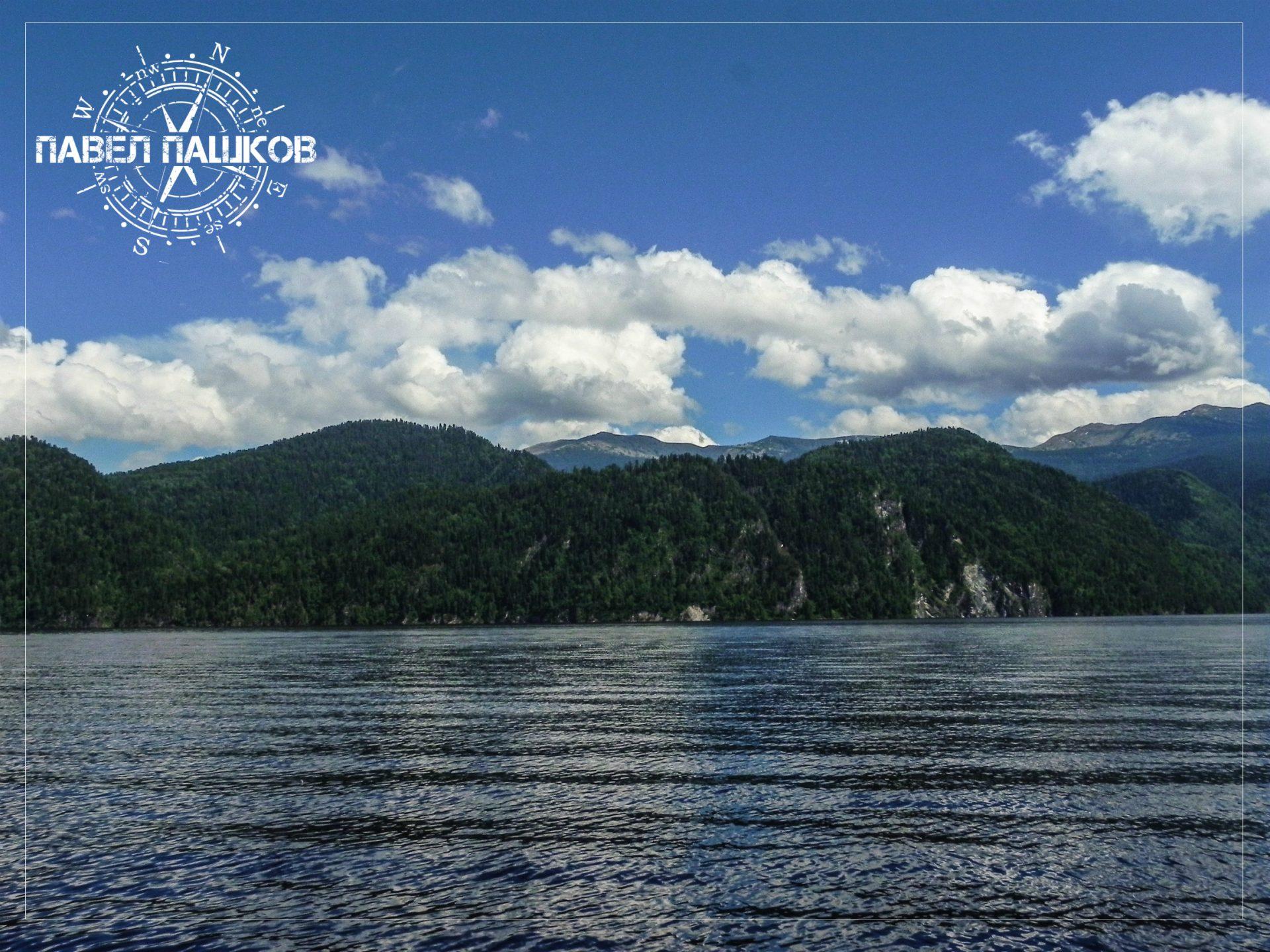 Экология Телецкого озера. Заметка из экспедиции.