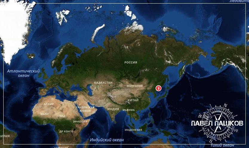 Мы на Тихом океане: 13 240 км за спиной!