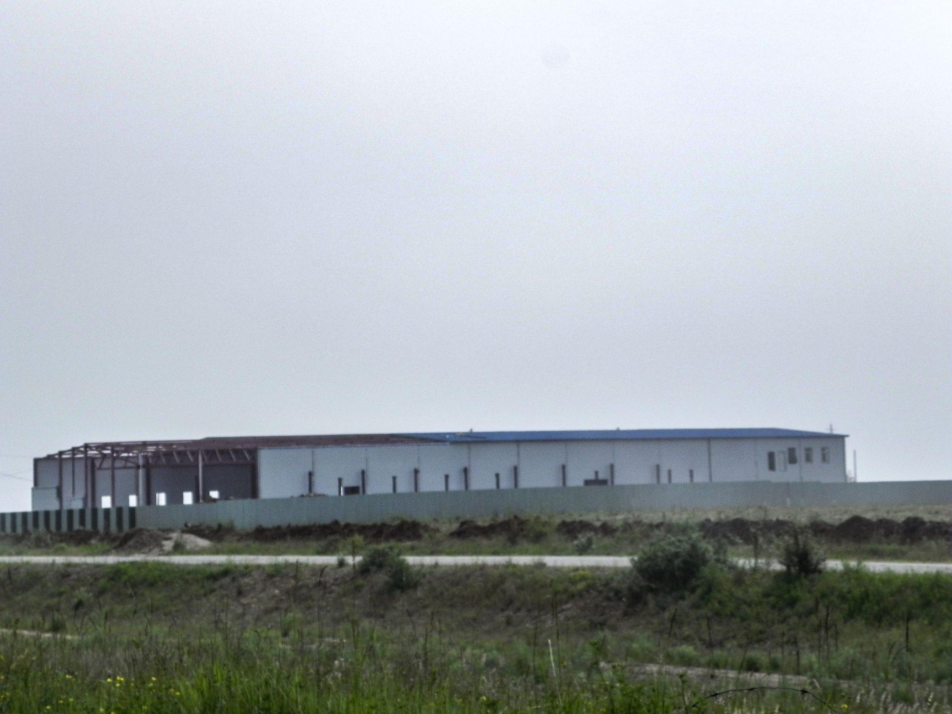 Побывал на строительстве завода по розливу Байкальской воды для Китая. Заметка из экспедиции!