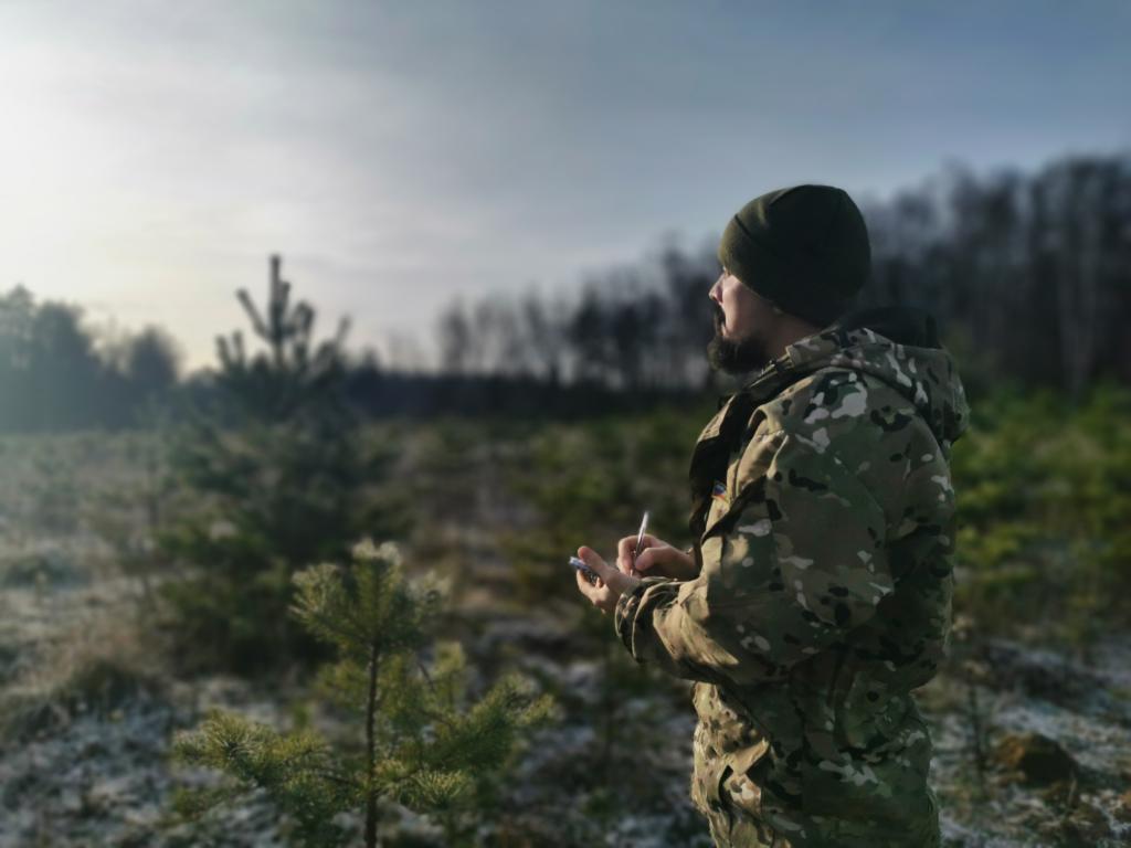 Мы выехали в новогоднюю экспедицию: защищаем леса России!