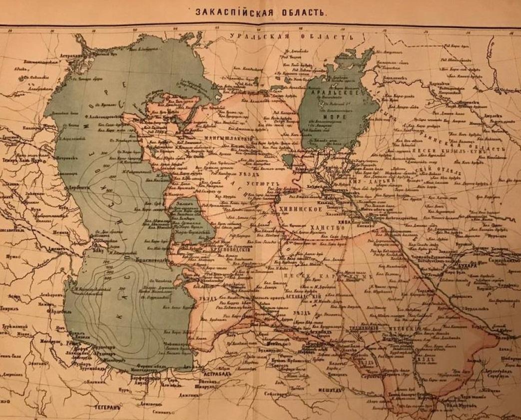 Повторит ли Каспий судьбу Аральского моря? (заметка из экспедиции)