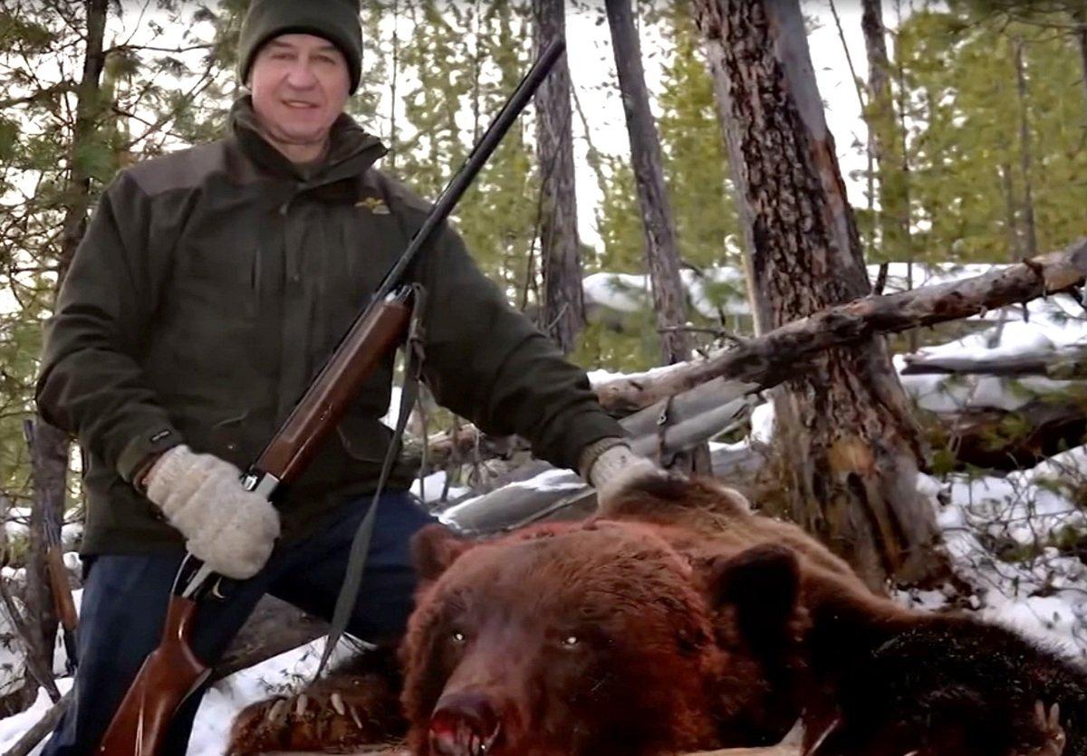 Петиция за полный запрет чиновникам заниматься охотой