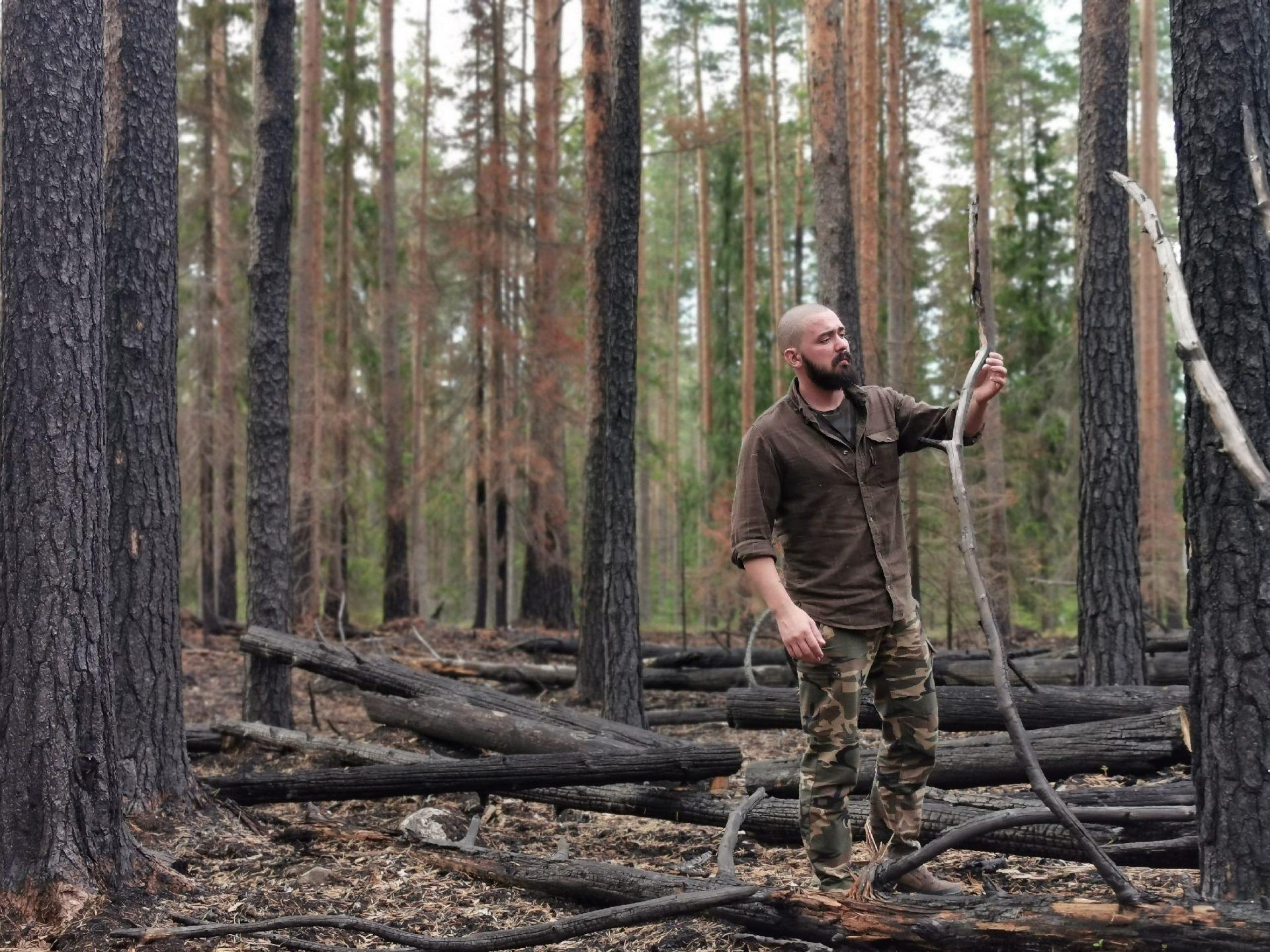 Тысячелетие, сгоревшее за три дня: лесной пожар в Утрише!