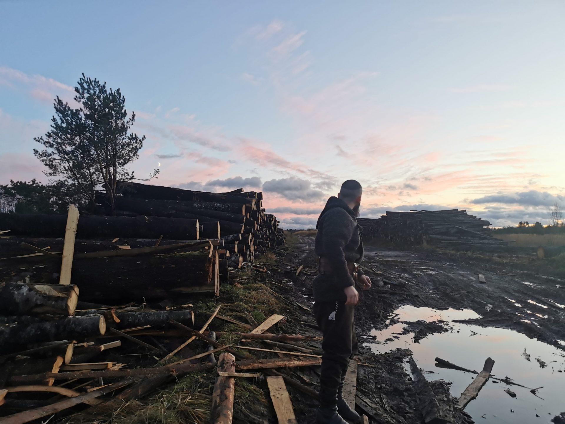 В Иркутской области задержаны члены ОПГ которые вывезли лес в Китай на 1 миллиард рублей