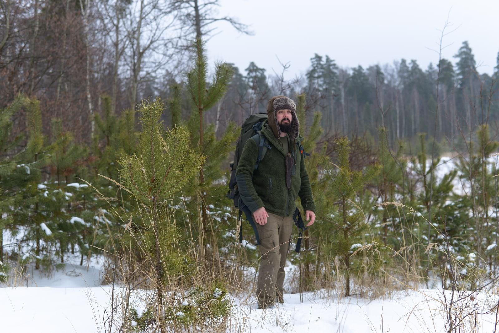 Климатозащитные леса юга. Часть вторая: Кавказские смешанные леса.