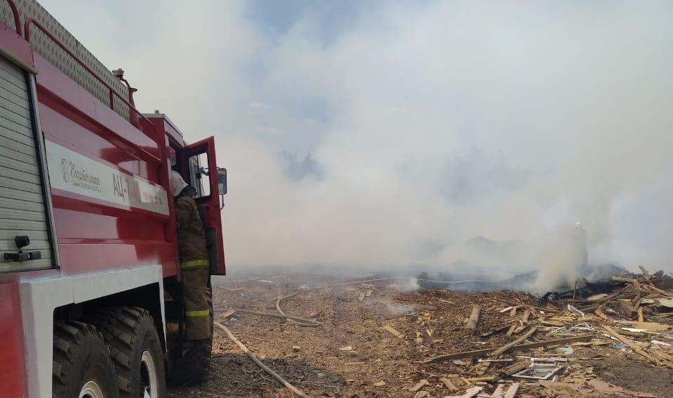 Павел Пашков: горящая свалка в Тверской области будет ликвидирована