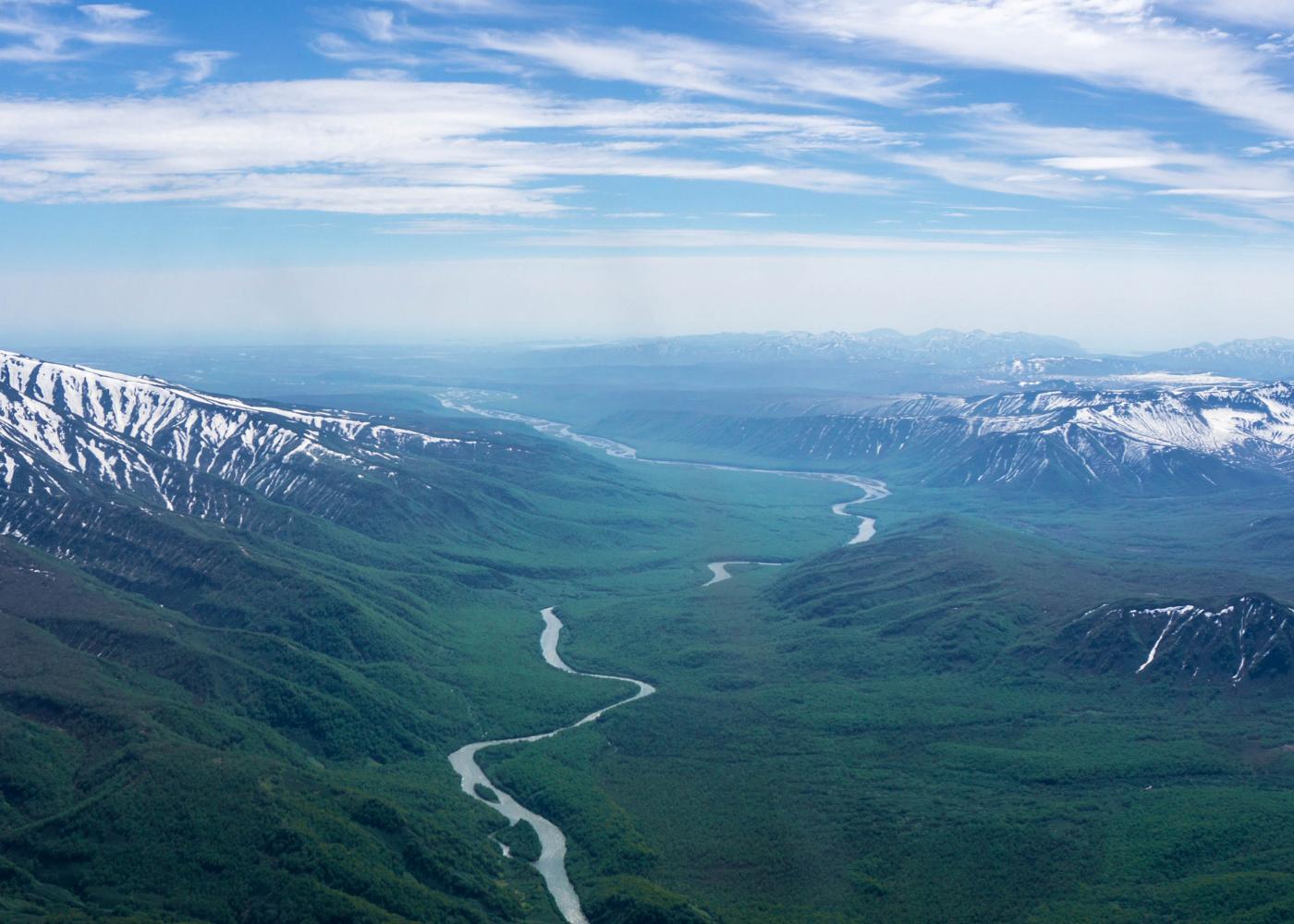 Убитые волшебные места Русской Тайги